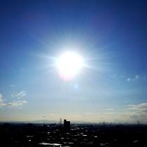 2015年春の太陽!